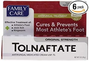 Tolnaftate Fungal Ointment Review (An
