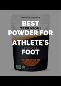 BEST TURMERIC POWDER FOR ATHLETE'S FOOT
